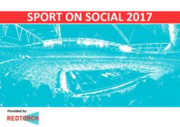 #SportOnSocial 2017