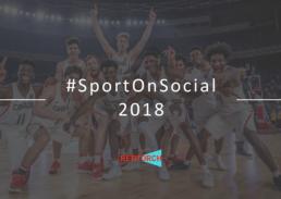 #SportOnSocial 2018